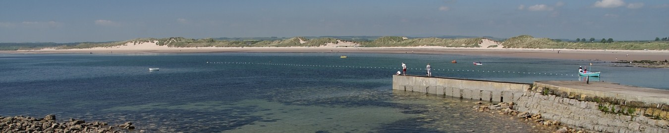 Beadnell Bay Salmon Nets